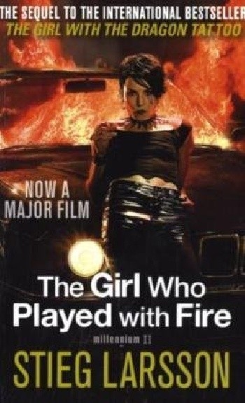 Girl Who Played With Fire (Film Tie-In)